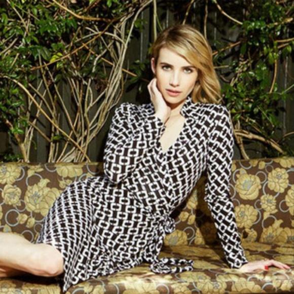 35a0449932d Diane von Furstenberg Dresses   Skirts - Diane von Furstenberg New Jeanne  Two Wrap Dress